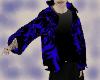 T.Roar blue hoddie M