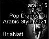 Pop Dragos- Arabic Style