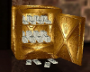 Solid Gold Money Safe