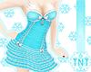 Snowflake Hanna Dress