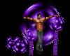 (1M) Purple Pose Balls