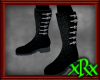 Dark Hero Buckle boots