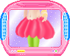 !iD Pink Poof Skirt v2