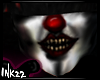 Evil Clown Mask (F)