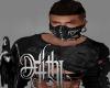 darkside skull shirt v2