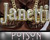 *P* Janetti Custom M Chn