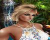 Blonde Hot UpDo Jamel