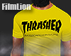 F' Yellow Thrasher
