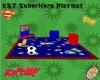 K&T SuperHero Playmat