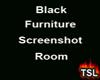 Black Furniture Room