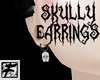 ~F~ Skulz Lazer Earrings
