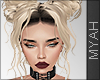& Beth Hair Bows Blonde