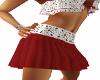 Pleated Mini Skirt (Gem)
