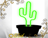 Neon Cactus Pot
