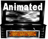 Animated Fire/Tv
