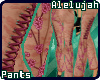 A* Sakura Pants * Peach