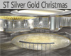 ST Silver Gold Christmas