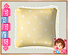 !✿ Baby Yellow Pillow