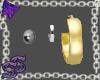 Wolf Claw Earrings (F)