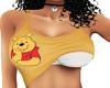 ~S~ Sexy Pooh Y/W Top