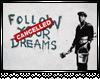 Poster #bansky Follow