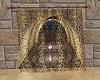Flinstone Cave Curtain