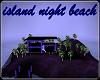 island night beach