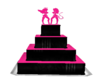 KiTnLakes Wedding Cake