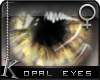 K| Opal Eyes: Yellow
