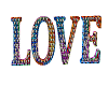Neon Love Marquee