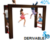 (S) Monkey Bars 40%