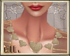 [ML]Gold Hearts