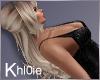 K Shirl light blonde lux