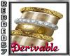 Left Derivable Bangles