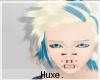 D' - Blond + Blue Freddy