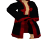 Red Open Akatsuki Robe