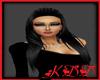 KyD Avril Jet Black Hair
