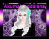 {AM} White hair