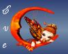 Orange Moon Fairy