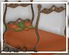 Pumpkin Witch Bed