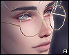ϟ. Potter Specs . Golde