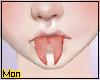 ! Goth Dragon tongue