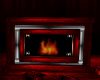 (AA) Red Hot Fireplace