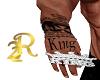 R22 King Silver Ring