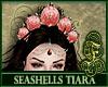 Seashells Tiara Coral