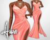Evening Gown ~ Peach 1