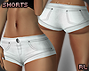 !A Brin Shorts White RL