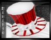~M~Noel Hat Red