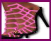 )b( pink heel