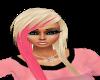 (L)pink/blonde hair
